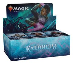 Kaldheim Draft Booster Display