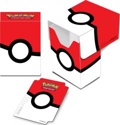 Pokémon Deck Box - Pokeball