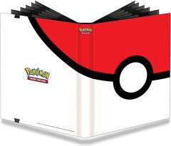 Binder PRO 9-P Pokémon Pokeball
