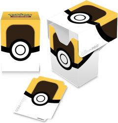 UltraPro Pokémon Deck Boks - Ultra Ball