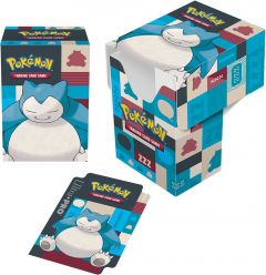Pokémon Deck Box - Snorlax