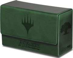 Deck Box MTG Flip, Dual Green