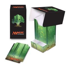 Deck Box MTG Mana Forest