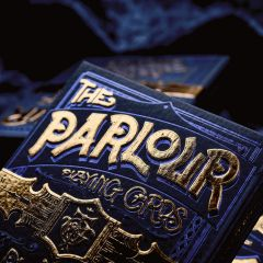 The Parlour Playing Cards - Blå