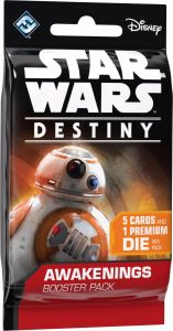 Star Wars Destiny Awakenings Booster pack