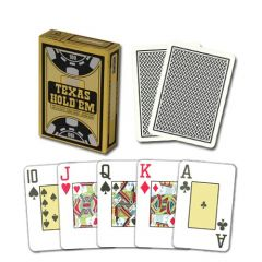 Texas Hold'em, Jumbo index, svart