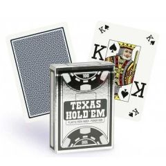 Copag Texas Hold'em, Peek Index, Svart
