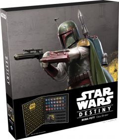 Star Wars Destiny perm - Boba Fett