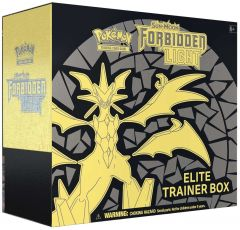 Pokémon S&M Forbidden Light Elite Trainer Kit