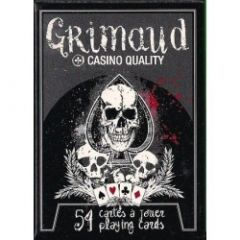 Cartamundi Poker - Grimaud Death Game