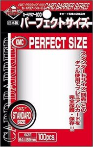 KMC Standard Sleeves - Perfect fit