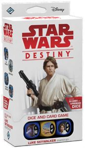 Star Wars Destiny Starter - Luke Skywalker