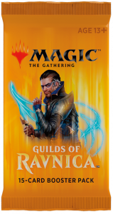 Magic: The Gathering - Guilds of Ravnica Booster Pack