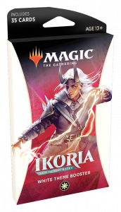 Ikoria - Themed Booster - White