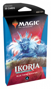 Ikoria - Themed Booster - Blue