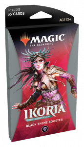 Ikoria - Themed Booster - Black