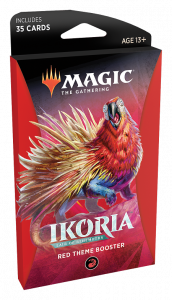 Ikoria - Themed Booster - Red