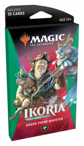 Ikoria - Themed Booster - Green