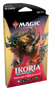 Ikoria - Themed Booster - Monster