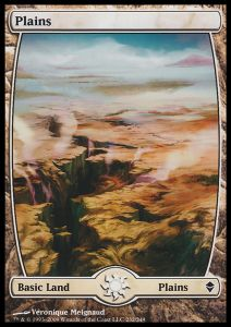Plains - Full Art (232)