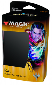Magic: The Gathering - Guilds of Ravnica Planeswalker Deck - Ral