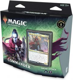 Zendikar Rising - Commander - Sneak Attack
