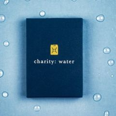charity:water Playing Cards
