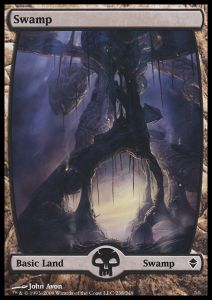 Swamp - Full Art (238)
