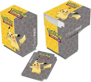Pokémon Deck Box - Pikachu