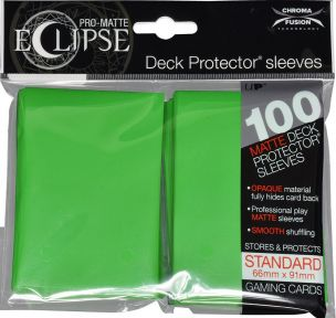 PRO-Matte Eclipse 100x - Lime Green