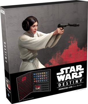 Star Wars Destiny perm - Princess Leia