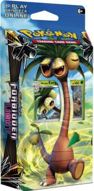 Pokémon Sun & Moon Forbidden Light Theme Deck Alolan Exeggutor