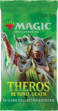 Theros Beyond Death Collectors Booster Pack