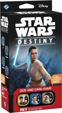 Star Wars Destiny Starter - Rey