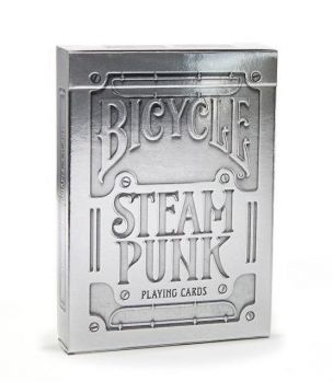 Bicycle - Silver Steampunk