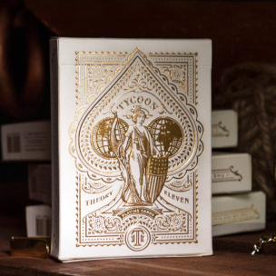 Ivory Tycoon Playing Cards Theory 11