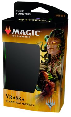 Magic: The Gathering - Guilds of Ravnica Planeswalker Deck - Vraska