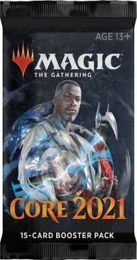 Magic: The Gathering Core Set 2021 - Booster pack