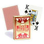 Texas Hold'em, Jumbo index - Rød